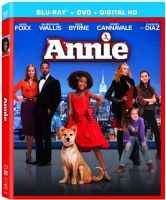 Annie Ultraviolet Blu-Ray + DVD 2015 Film (Region 1,A)